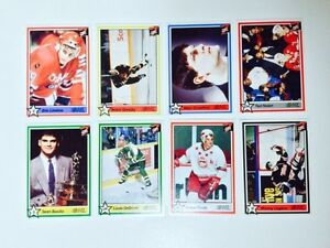 1991 OHL 7TH INNING SKETCH HOCKEY CARDS X300 ERIC LINDROS London Ontario image 2