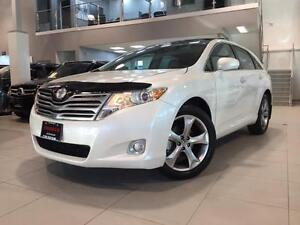 2012 Toyota Venza AWD V6 **NAVI-LEATHER-PANO-CAMERA**
