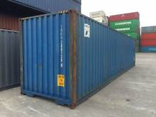 40 Foot HC Shipping Container Geelong Geelong City Preview