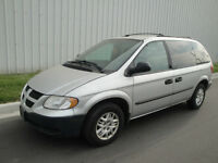 2004 Dodge Caravan , 223K, Cert. & E-tested, $2395+tax