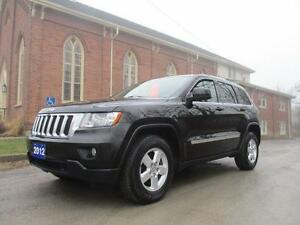 2012 Jeep Grand Cherokee LAREDO 4X4 ! CHROME TRIM! $17,791