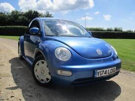 Volkswagen Beetle 1.6 RHD