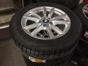 "OEM 18"" BMW X5  X6 winter package 1 set left"