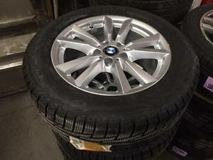 "OEM 18"" BMW X5  X6 winter package"