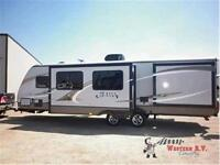 New 2015 CrossRoads RV Maple Country ST300BH Travel Trailer