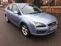 2006 Ford Focus Zetec Climate very good condition Full service history