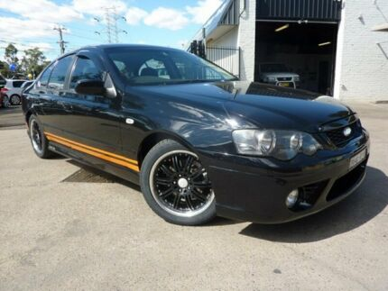 2007 Ford Falcon BF MkII 07 Upgrade XR6 6 Speed Auto Seq Sportshift Sedan North St Marys Penrith Area Preview
