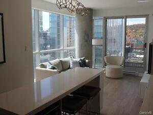 L'Avenue 2 bed, parking, fully furnished with wifi & hydro