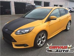 Ford Focus ST Turbo Cuir Toit Ouvrant A/C MAGS 2013