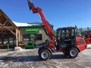 NEW 2018 WEIDEMANN 2070LPT  ARTICULATED WHEEL LOADER - MUST SEE