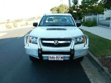 2010 Holden Colorado RC MY11 DX White 5 Speed Manual Cab Chassis Redcliffe Redcliffe Area Preview