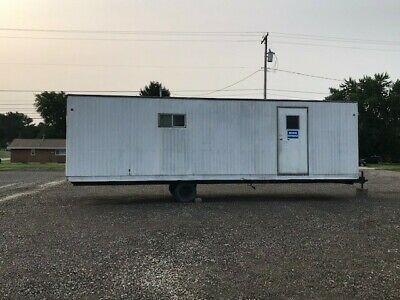 Used Modular Building General Sales Business Office Trailer