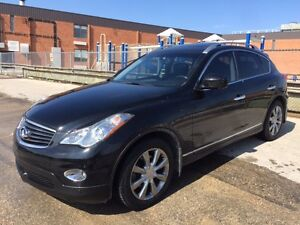 2010 INFINITI EX35 JOURNEY AWD,NAV,REMOTE START