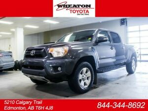 2015 Toyota Tacoma TRD Upgrade, Leather, Heated Seats, Backup Ca