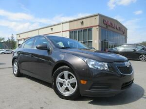 2014 Chevrolet Cruze 2LT 6SPD, NAV, LEATHER, JUST 34K!