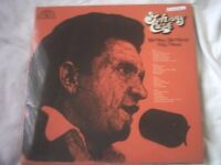 Vinyl LP The Man The World His Music – Johnny Cash UK SUN 6641008 1980's