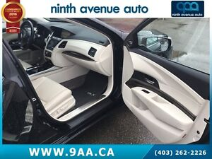 2014 Acura RLX Acura , Tech Package, Leather, Navigation, P-AWS
