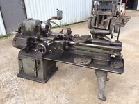 Lathe - Belt Driven with Power Feed