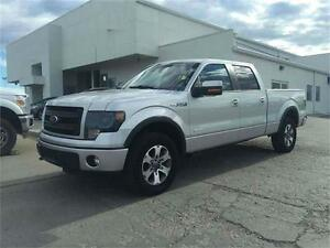 2013 Ford F-150 FX4 Luxury Pkg ~ Heated/Cooled Leather $274 B/W
