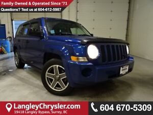 2009 Jeep Patriot Sport/North *ONE OWNER*LOCAL BC SUV*
