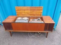 Retro Vintage Stereo Units For Sale Beocord 2400 Garrard At6