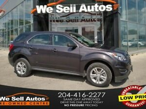 2016 Chevrolet Equinox LS All-wheel Drive *AWD *RV CAM/RVS PARK