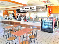 Mississauga Restaurant FOR LEASE @ Dixie and Derry - Hurry
