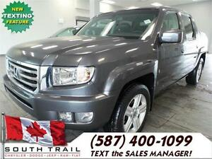 2013 Honda Ridgeline Touring JUST REDUCED! MAKE AN OFFER!
