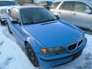 2005 bmw 325i new paint just