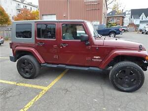 2008 Jeep Wrangler Sahara FALL BLOWOUT SALE!!!!