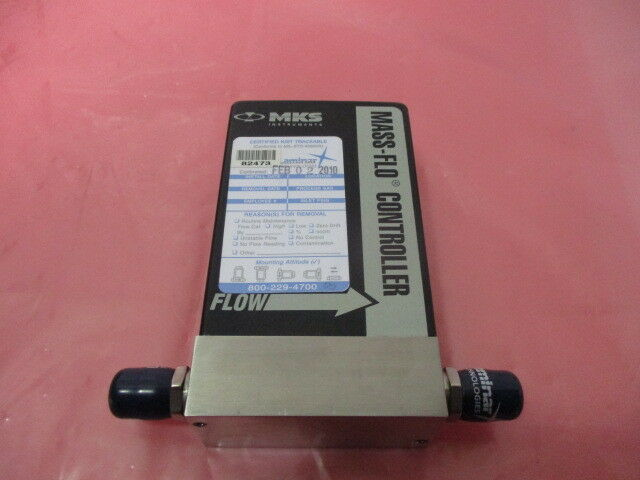 MKS 1479A Mass Flow Controller, MFC, H2/TMB, 200 SCCM, 424826