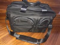 Tumi Business Case with extra laptop case
