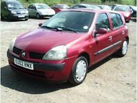 Renault Clio 1.2 16v Expression + 5dr LOW INSURANCE