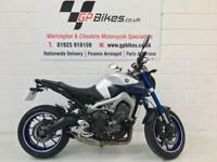 YAMAHA MT09 ABS '15 | LOW MILES | 2 OWNERS | AKROPOVIC EXHAUST | LOTS OF EXTRAS