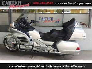 2007 Honda GL1800AD7 Goldwing