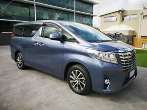 2017 Toyota Alphard Executive Lounge Grey Continuous Variable STN WGN Applecross Melville Area Preview