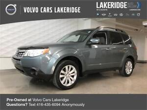 2012 Subaru Forester 2.5X Limited Showroom condition