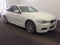 BMW 330 3.0TD 258bhp 4X4 s/s Auto 4X4 M Sport BUY FOR ONLY £245 A MONTH FINANCE