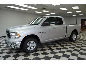 2016 RAM 1500 SLT HEMI 4X4 - LOW KMS**TINTED WINDOWS**U-CONNECT