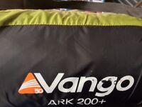 2 man Tent /sleeping bag/PORTA LOO/Mat for sleeping on