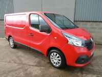 Renault Trafic DCi Business Plus van 2015 15 reg