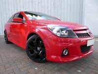 Vauxhall Astra 2.0T VXR 16v, in Power Red, Lovely Low Miles, Full Service History, Lovely Example