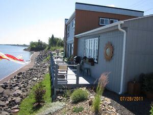 WATERFRONT on the Bay of Chaleur
