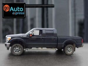 2015 Ford F-350 LARIAT, 6.2L V8, Roof, Leather, Nav, Lifted
