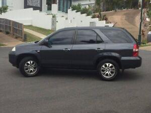 2003 Honda MDX YD1 Wagon 7st 4dr Auto 5sp 4x4 3.5i Silver Automatic Wagon