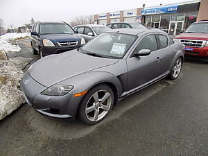 2004 Mazda RX-8  $ 4,500.00 TAX INCLUDED Call 727-5344