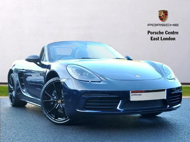2018 Porsche 718 BOXSTER PDK Petrol blue Semi Auto | in London | Gumtree