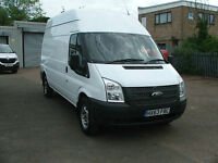 Ford Transit 2.2TDCi ( 125PS ) ( EU5 ) 350 LWB HIGH ROOF White Diesel Van