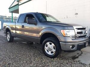 2014 Ford F-150 SuperCab 5.0L V8 ~ Towing Package Low as $99 b/w Yellowknife Northwest Territories image 3