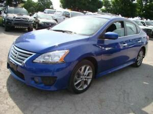 2015 NISSAN SENTRA  - NAVIGATION * CERTIFY * ALL POWER * AUTO